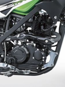 150cc SOHC by Kawasaki